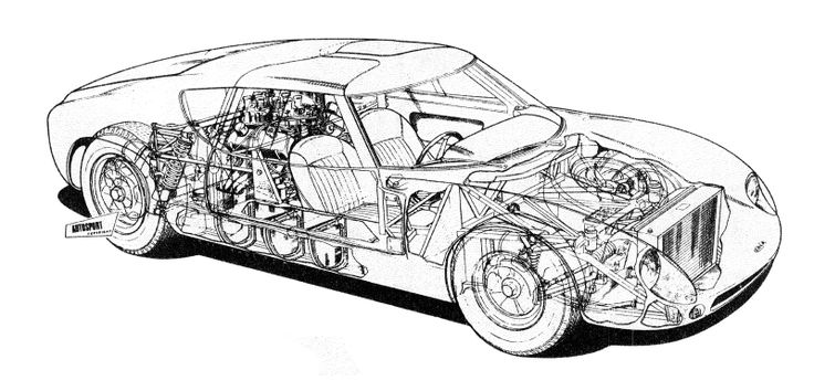 207 Best Images About Cutaways Cars