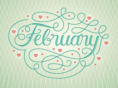 February  by Teresa Wozniak