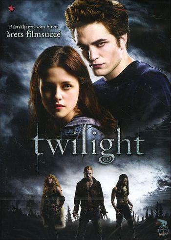 Thriller från 2008 av Catherine Hardwicke med Robert Pattinson och Kristen Stewart.