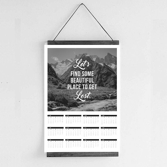 2017 Calendar  Travel Inspiration  Travel by Hatchesandmatches