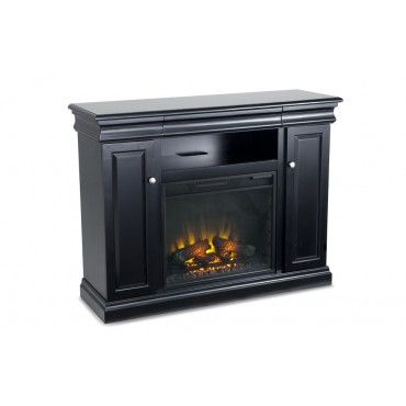 louie fireplace bobs furniture home furniture and
