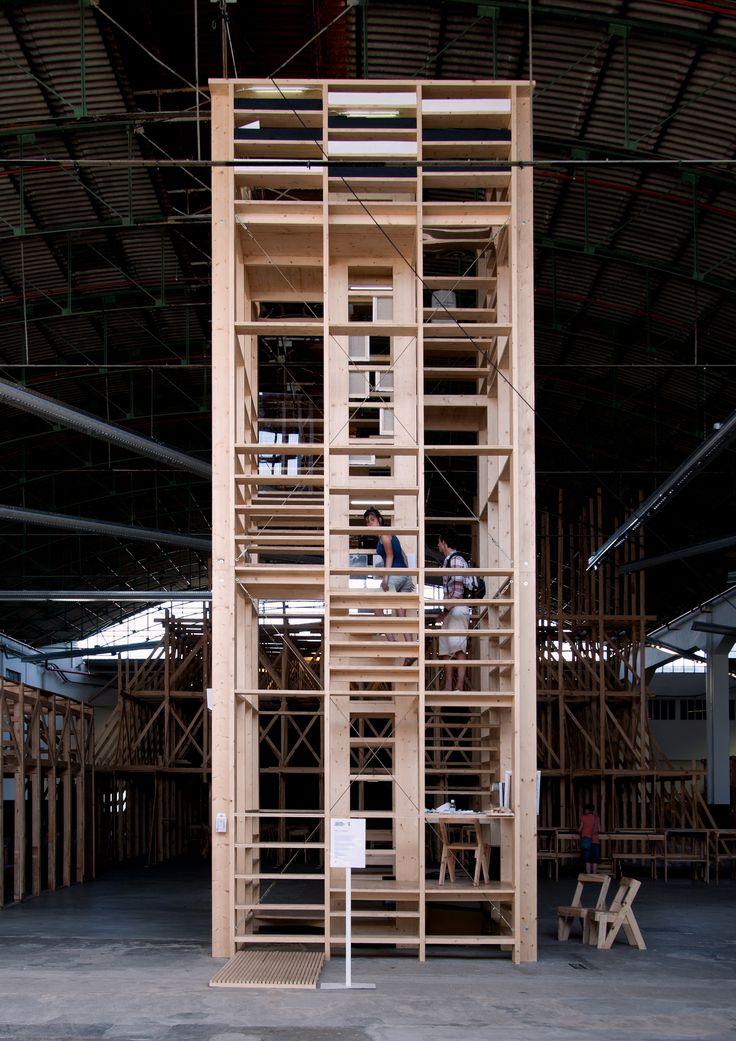 Curators' Lab Tower