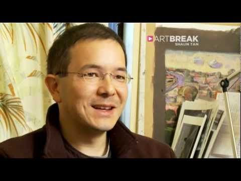 Illustrator and writer Shaun Tan talks about the process of his book The Lost Thing becoming an Oscar-winning animated short film.