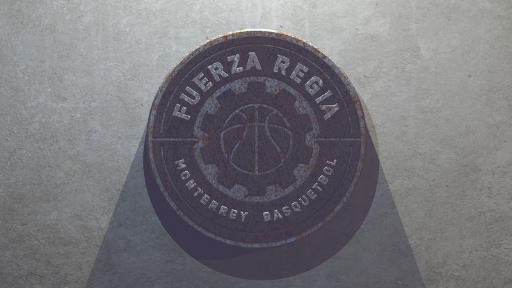 Fuerza Regia Logo Oxidado