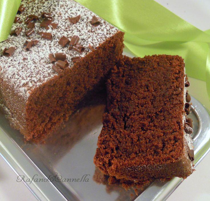 Plum cake al cioccolato   http://blog.giallozafferano.it/rafanoecannella/plum-cake-al-cioccolato/