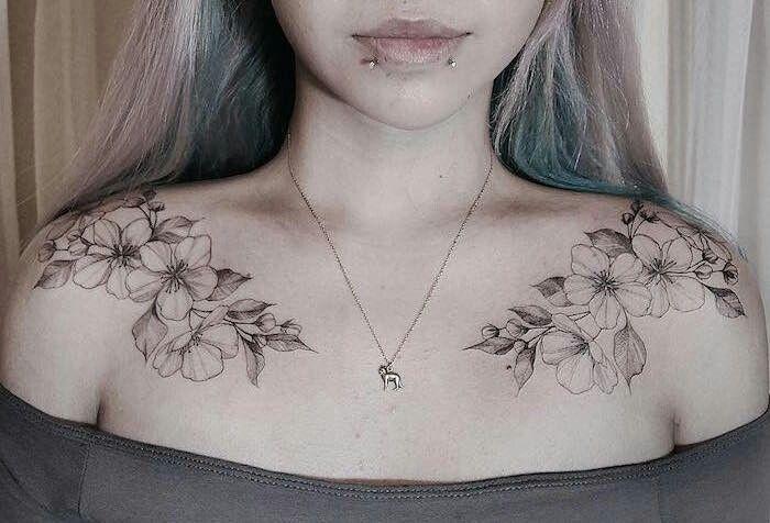 Quebrando o Tabu: Tatuagens Florais em Seul   Tatuagem no pulso, Meninas tatuadas, Tatuagem