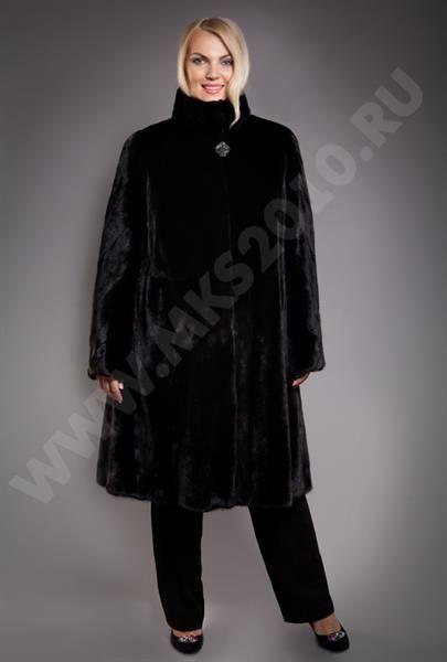 Пальто из меха норки интернет магазин