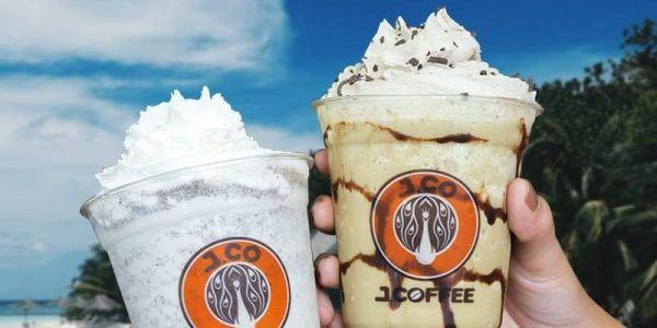 J Co Donuts Coffee Singapore 1 For 1 Frappe Promotion 15 16 Jan 2019 Frappe Donuts Coffee