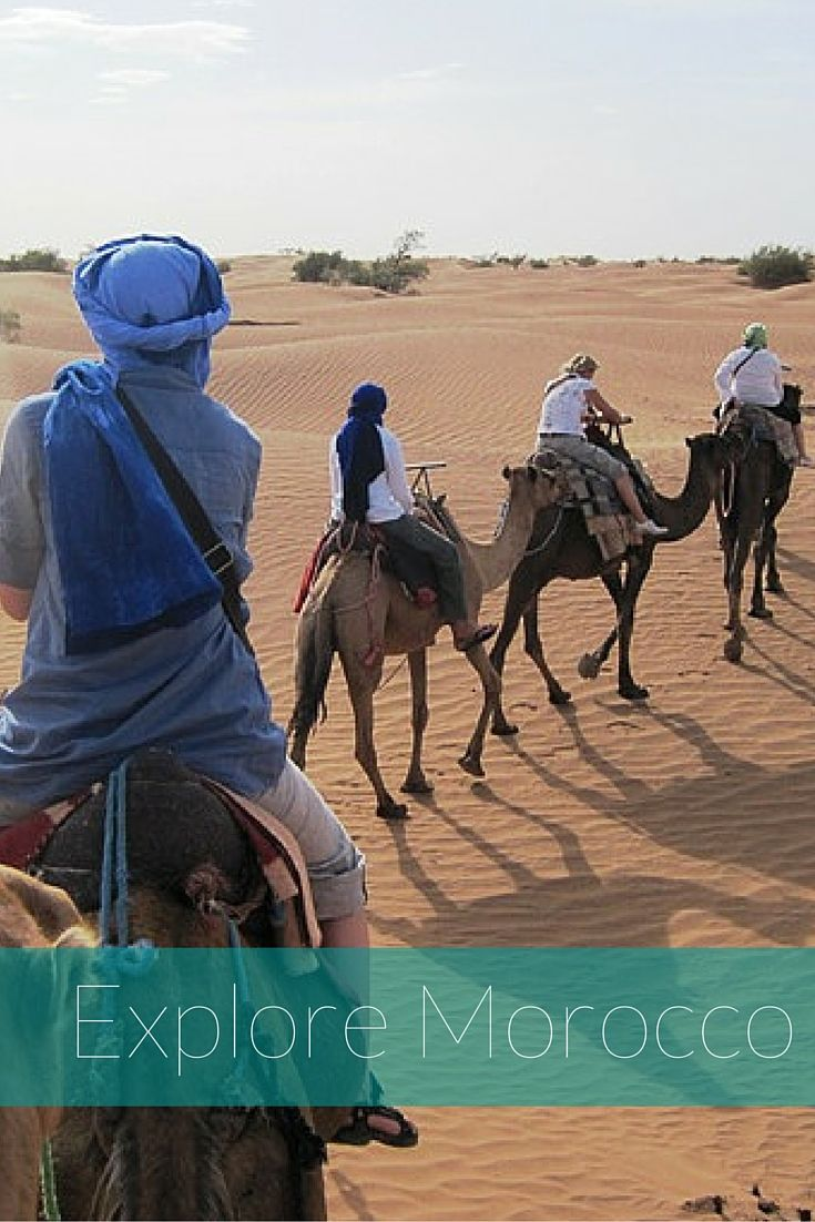 Best Trips Images On Pinterest Touring Days And Maps - 8 unforgettable experiences in morocco