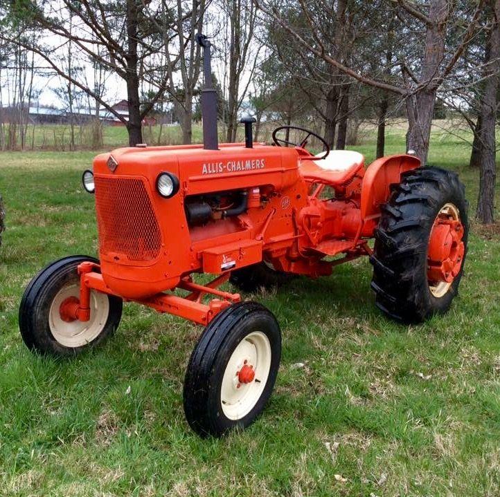 Vintage Allis Chalmers Tractors : Best images about allis chalmers on pinterest old