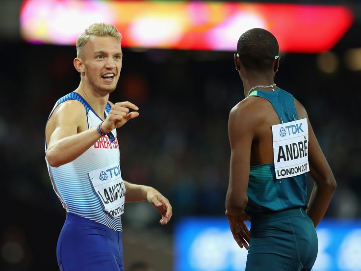 Britain's Kyle Langford narrowly misses out on medal in 800m at World Championships