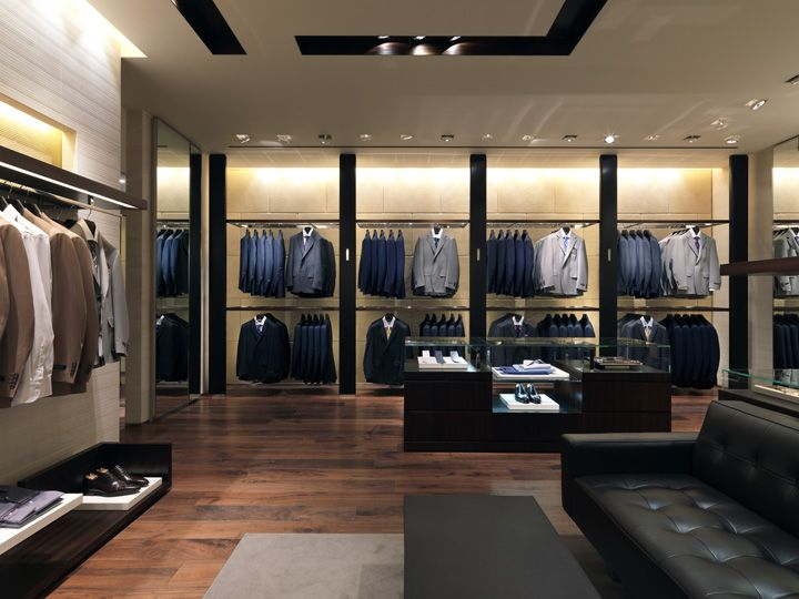 Canali building by GRASSICORREA, London » Retail Design Blog