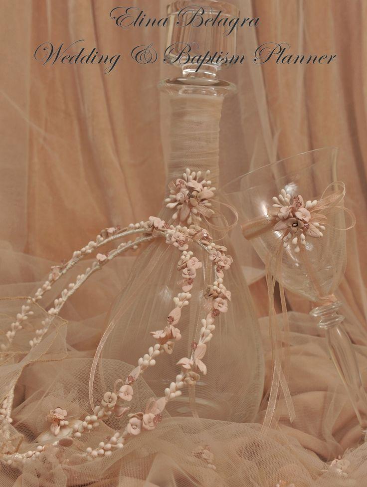 stefana#eidigamou#koufeta#stolismena#porselani#anthakia#chic#romantic#handmade#vintage#porcelain#crowns#potiri#ksarafa#stolismena#weddingplanner#elinabelagra#www.elinabelagra.gr