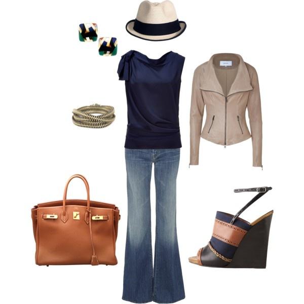 Cute everyday wear, created by kellikin.polyvore.com