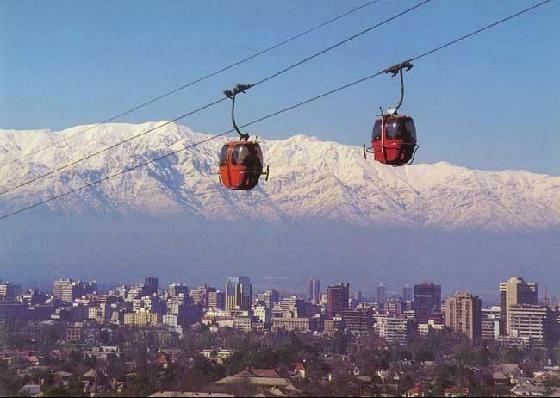 Cerro San Cristobal.