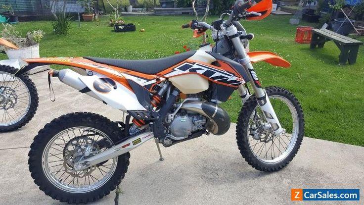 KTM 300 EXC 2014 #ktm #exc #forsale #australia