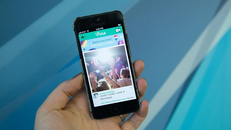 Now you can embed Vine videos on any website.