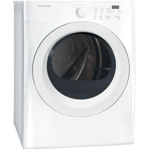 Found it at Wayfair - 7 Cu. Ft. Electric Dryer with DrySense Technology