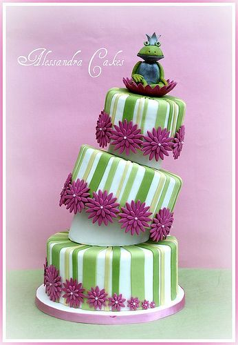 Cake Frog Prince | Flickr - Photo Sharing!