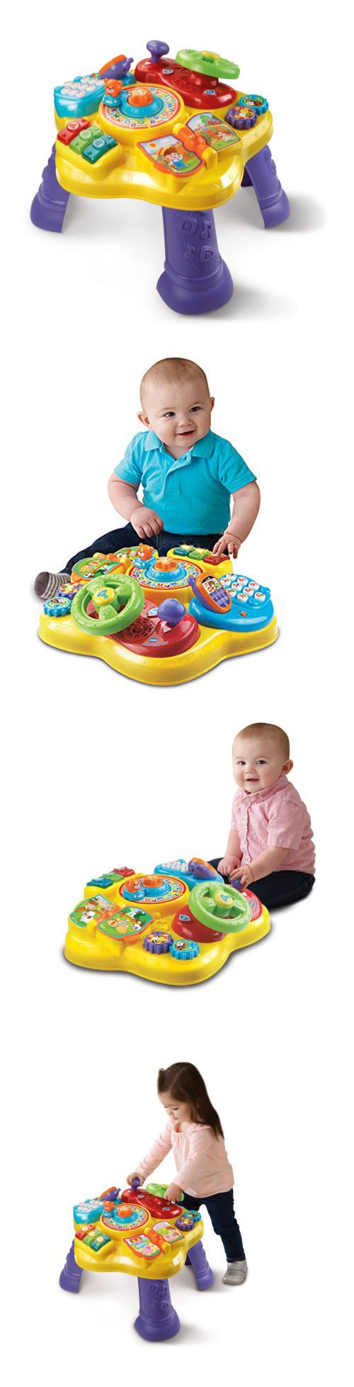 Baby: Baby Toy Activity Table Vtech Learning Toddler Musical Educational Developmental -> BUY IT NOW ONLY: $33.69 on eBay!