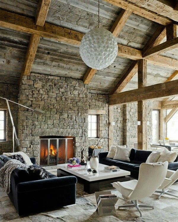 25 best ideas about rustic modern cabin on pinterest country master bedroom modern cabins and house in the woods - Home Rustic Decor