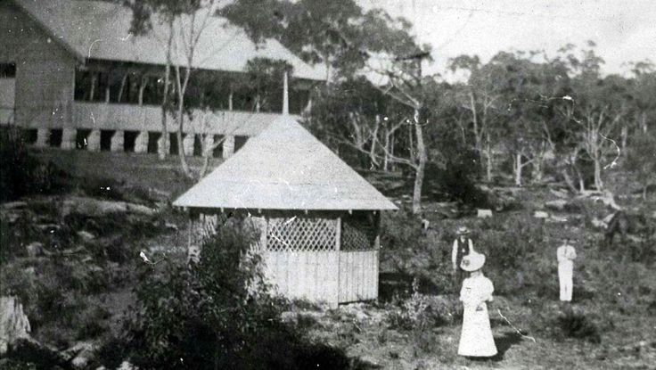 E.G. Waterhouse National Camellia Gardens in Caringbah,in southern Sydney.Once called the Matson Pleasure Grounds.
