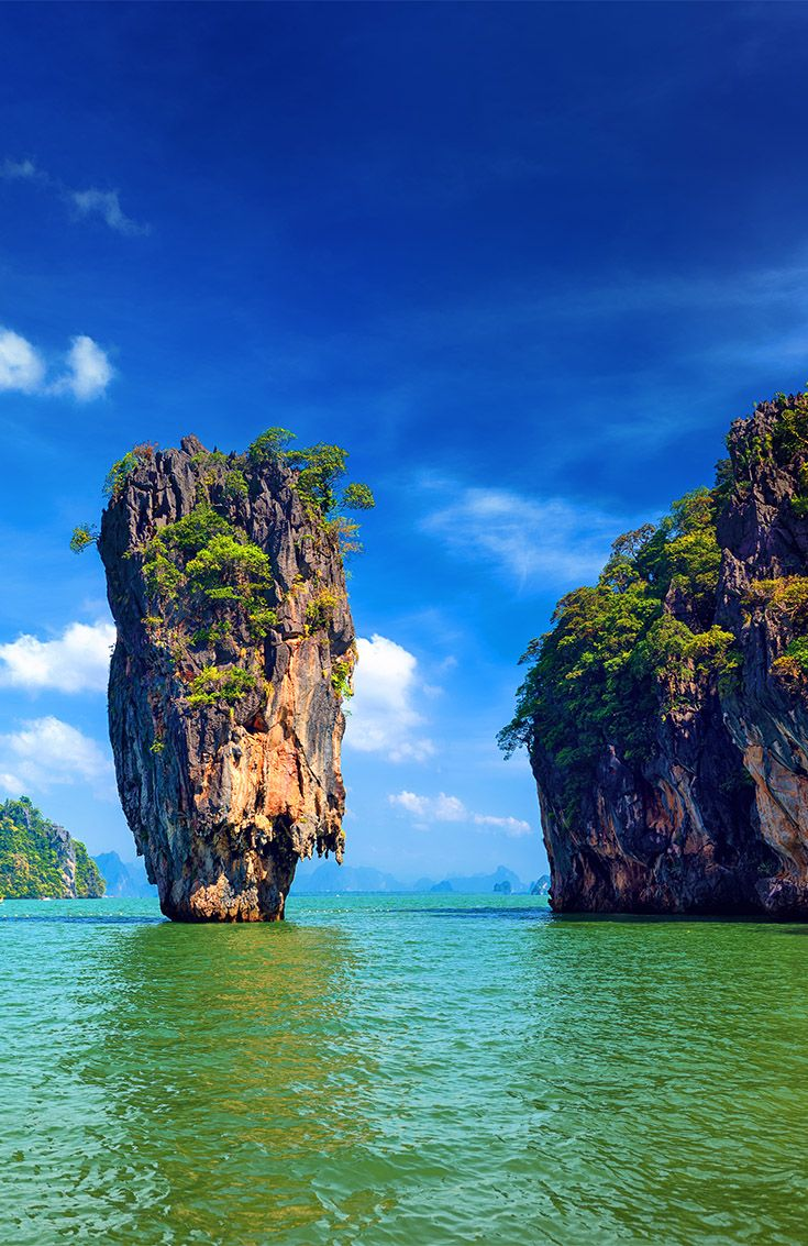 'James Bond Island', Phuket.