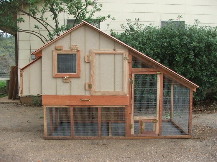 Coop for our future chickens