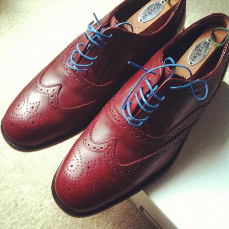 Burlingtons Mens Shoes