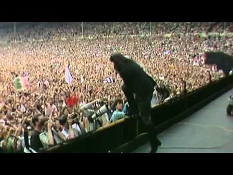 U2 - Sunday Bloody Sunday - Live Aid 1985 - YouTube