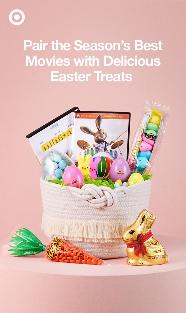 13 best easter baskets images on pinterest easter baskets bunnies and chocolate chicks and marshmallows easter classics never go out of style negle Gallery