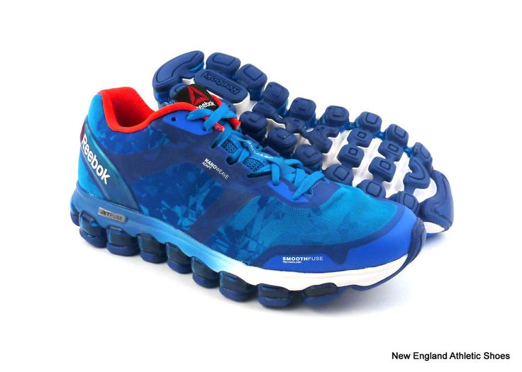 Reebok men Z Jet Soul training shoes sneakers - Blue / Indigo / Cherry $120 #Reebok #RunningCrossTraining