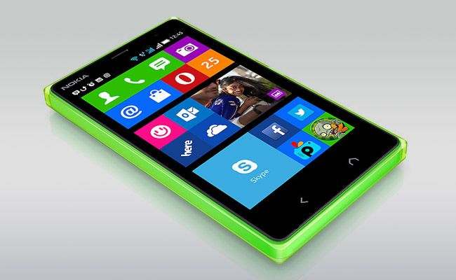 Nokia is a cell phone corporation that sells a wide selection of cell  phones.   ac799a96fe7