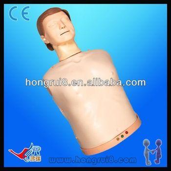 Advanced Half-body CPR Training Manikin, CPR Manikin