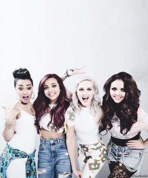 I wish I can meet the girls to tell them how much they mean to me.