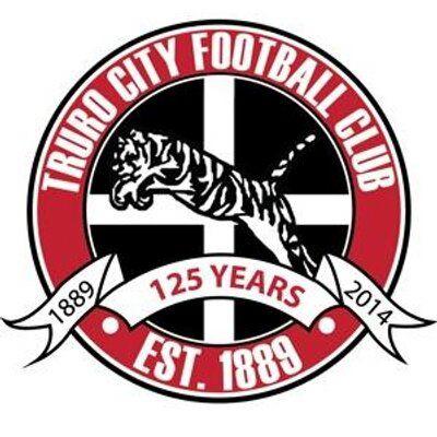 Team: Truro City FC.  Venue: Hartsdown Park, Margate.