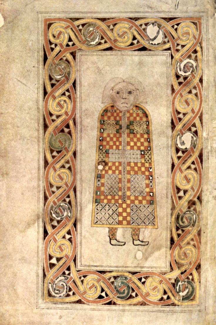 Book of Durrow, 7th Century