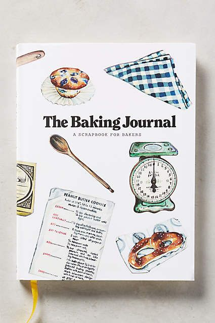 The Baking Journal - anthropologie.com