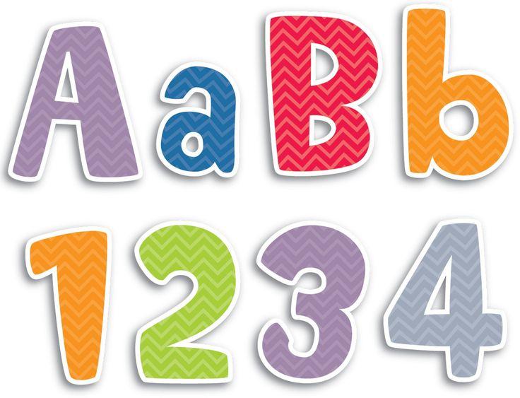 Chevron Solid Lettering | Alphabet Lettering