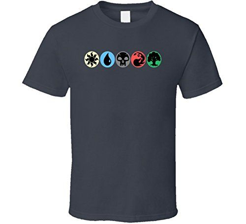 Magic the Gathering Mana Symbols CCG Card Game T Shirt S ... https://smile.amazon.com/dp/B01870FSJC/ref=cm_sw_r_pi_dp_x_upSvybM7NXRBF