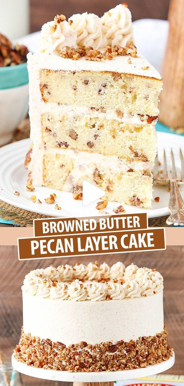 layer cake recept