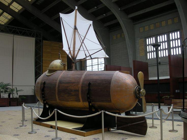 Картинки по запросу подводная лодка фултона