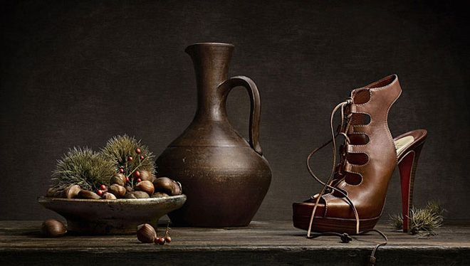 x: Shoes, Peter O'Toole, Fashion, Still Life, Art, Peter Lippmann, Christian Louboutin, Ad Campaigns