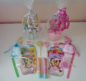 x2 Older Girls Pre Filled Home Pamper Spa Party Gift Sets - ready made party bag | eBay