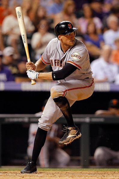 hunter pence a favorite of mine