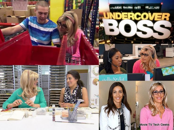 UNDERCOVER BOSS Recap: Jessica Herrin From Stella & Dot - http://movietvtechgeeks.com/undercover-boss-recap-jessica-herrin-stella-dot/-This week on Undercover Boss the CEO of Stella & Dot, Jessica Herrin goes on a quest to observe the inner workings of her company. This direct sales jewelry company is based in San Francisco and New York City