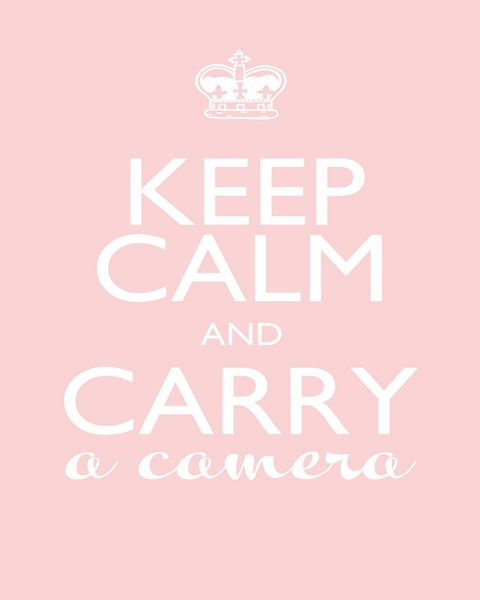 : Once Photography, Bloggers Mottos, Quote, Camera, Poster, Calm Amazing Photography, Children, Keep Calm, Accessories