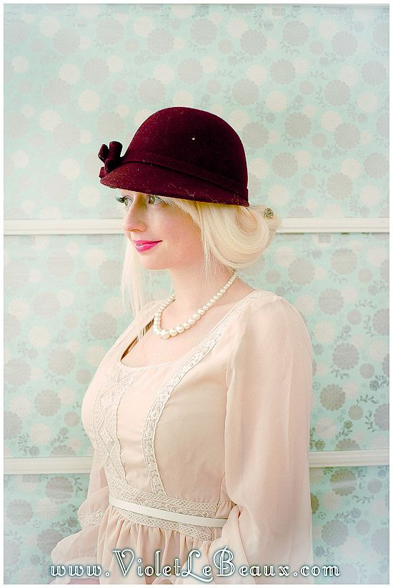 Hat Hair Affair: 6 Hat Hairstyles That Are Simply Fabulous from Kate @ BAYSIDE MAKE UP & BEAUTY