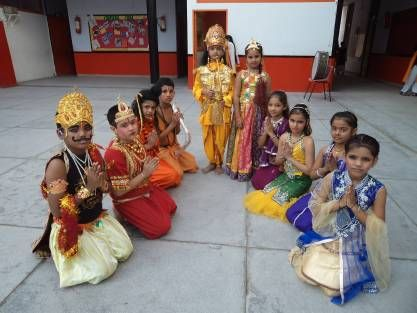 Tagore International School for Middle School, Naraina Vihar ...