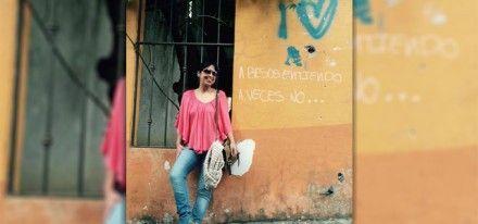 """Para Nadia Dominique Vera, dos Poemas de su madre: """"Balada para una Niña citadina"""" y """"Esta que soy"""""""